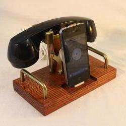 iPhone Dock - Phone - iPod Dock - Phone - Charger and Sync Station - Bluetooth Headset B Model - Wireless Headset